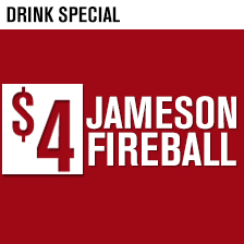 4 jameson fireball